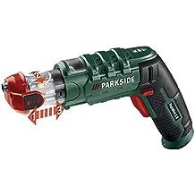 Parkside atornillador inalámbrico 3,6 V Con 14 puntas Rapidfire 2.0