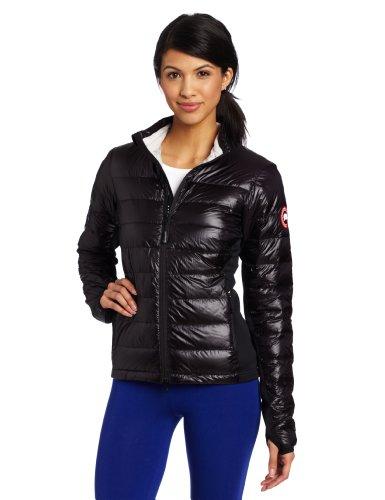 Schwarz Canada Damen Goose (Canada Goose Damen Hybridge Lite Jacke, damen, schwarz)