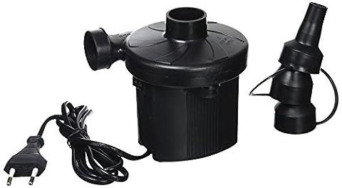 Boli Elektrische Luftpumpe Pumpe für Aufpumpen sowie Entleeren, Elektrische Luftpumpe für schnelles Elektropumpe Gebläsepumpe, BL6001-EPUMP