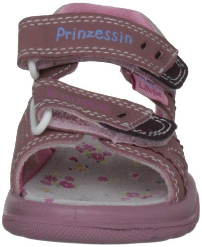 Prinzessin Lillifee Sandra 410204, Sandales fille Rose-TR-A-4-28