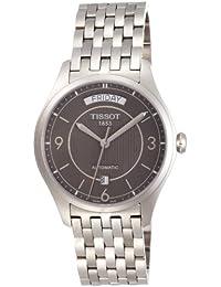 Tissot Reloj para hombre t0384301106700T-Classic T-Classic automático acero inoxidable C