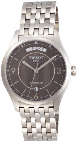 Mens Orologio da donna Tissot T0384301106700 T-Classic T-Classic automatico in acciaio INOX