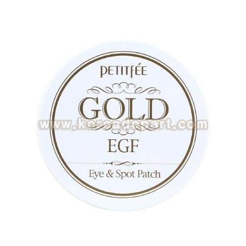 PETITFEE Gold EGF Eye Patch Korean Beauty [Imported]