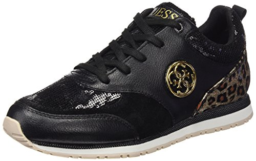 GUESS Donna Flree3 Lep12 scarpe sportive nero Size: 39