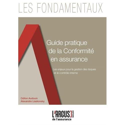 Guide Pratique de la Conformite en assurance