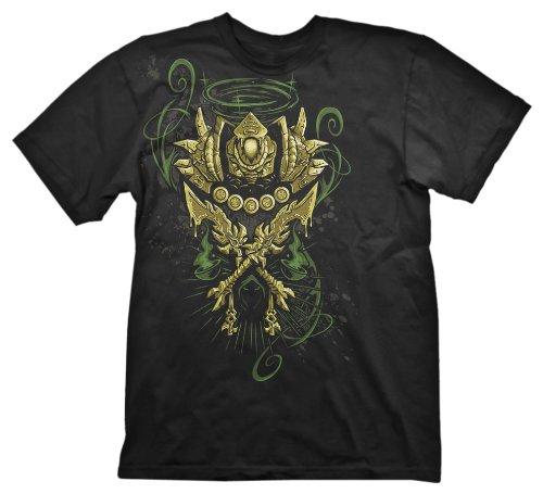 World of Warcraft T-Shirt Schurke Klassenlogo Größe L (Schurke Wow)