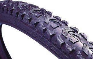 E793781 Fahrrad-Decke MTB 26 schwarz