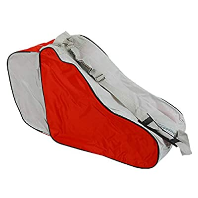 TOOGOO Skate Skaten Tasche Roll Schuhe Handtasche Tasche Schulter Tasche Tragbar Skate Tasche Skaten Sport