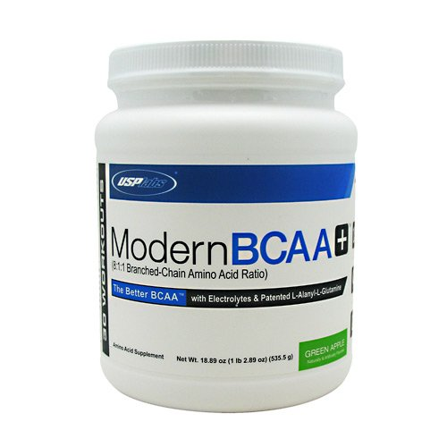 41Q3v%2BitadL. SS500  - USP Labs Modern BCAA+ 536g Green Apple