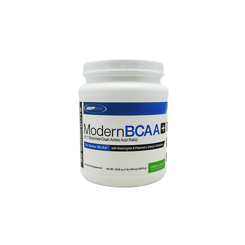 USP Labs Modern BCAA+ 536g Green Apple