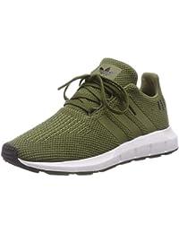 buy popular 4aa75 7b764 adidas Swift Run C, Zapatillas de Entrenamiento para Niños
