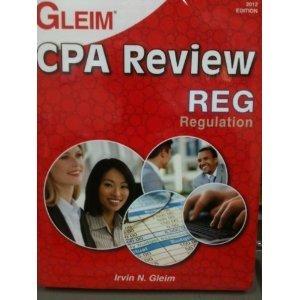 Cpa Review:Regulation 2012 Cbt