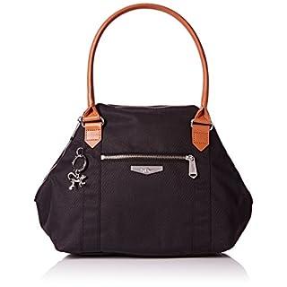Kipling Womens Art S Kc Top-Handle Bag, Black (Woven Black), One Size
