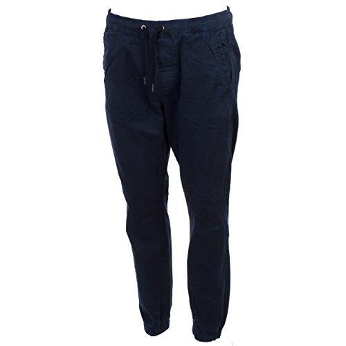 Jack & Jones -  Pantaloni  - Uomo blu navy / blu notte 32
