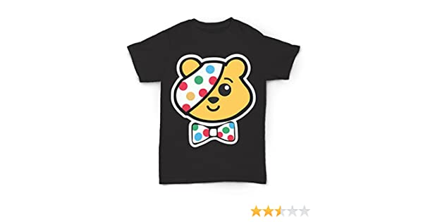 0a0c88414401 Kids Childrens Boys Girls Children in Need Pudsey Bear Spots Charity ...