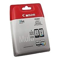 Canon 445-446 Ink Cartridge - Multi Color