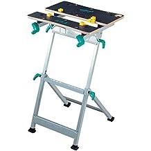 Wolfcraft 6182 Master 600 - Tavolo da lavoro, altezza regolabile