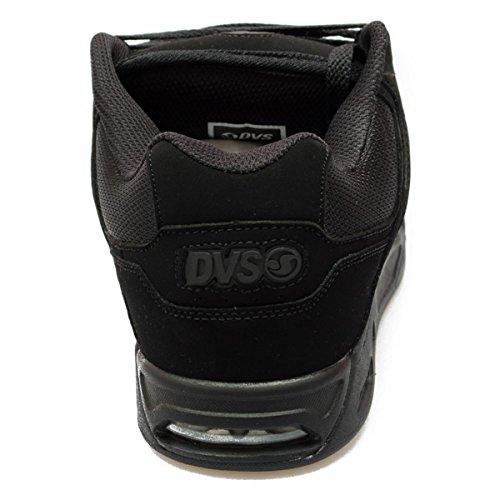 DVS Enduro Heir, Scarpe Sportive Outdoor Uomo Black/Black/Nabuck