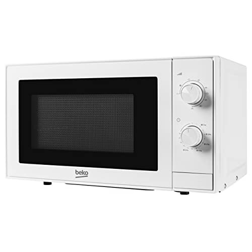 Beko MGC20100S Grill and Microwave, 20 Litre, 700 W, Silver, 20 liters