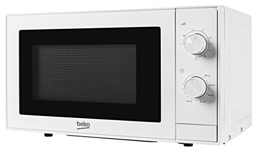 41Q4 DYLniL - Beko MGC20100S Grill and Microwave, 20 Litre, 700 W, Silver, 20 liters
