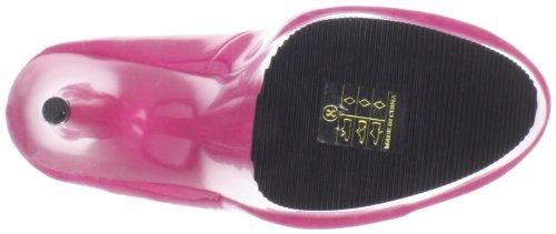 Pleaser Del687 / B / M, Damen Pumps & Heels Mit Blockabsatz H. Rosa / H. Rosa