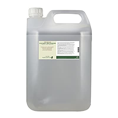Naissance Fractionated Coconut Oil 5 Litres 100% Pure by Naissance