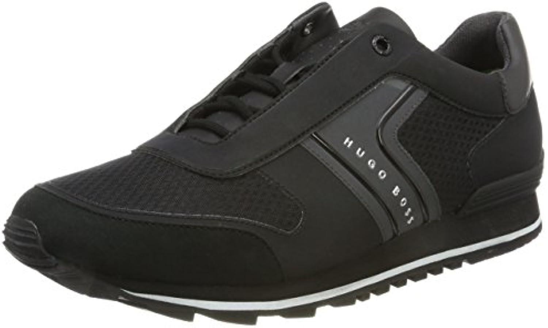 BOSS Athleisure Herren Parkour_Runn_Tech Sneaker  Billig und erschwinglich Im Verkauf