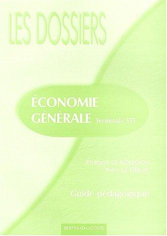 economie-gnrale-terminale-stt-guide-pdagogique