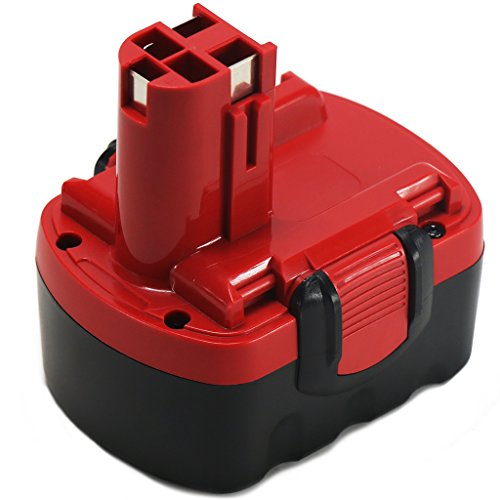 Preisvergleich Produktbild POWERAXIS 14,4V 2,0Ah Ni-MH Ersatzakku für Bosch 13614 13614-2G PSR 14.4 PSR 1440 BAT038 BAT040 BAT041 BAT140 BAT159 GSR 14.4 VE-2 2607335685 2607335533 2607335534 2607335711