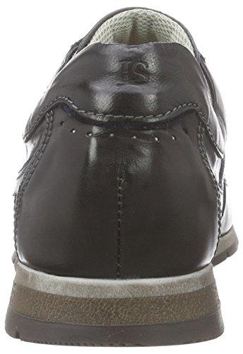 Josef Seibel Tom 09 Herren Sneakers Schwarz (623 schwarz/ocean)