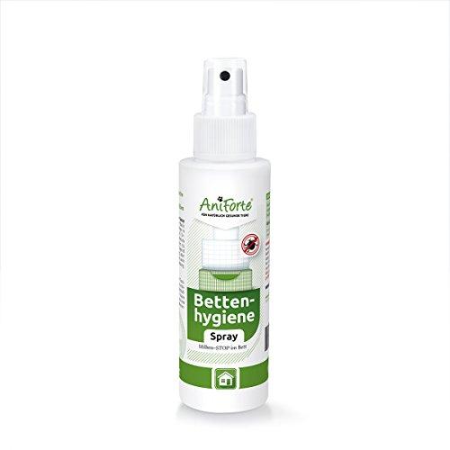 aniforte letto Hygiene Spray 100ML–Prodotto naturale per animali e ambiente
