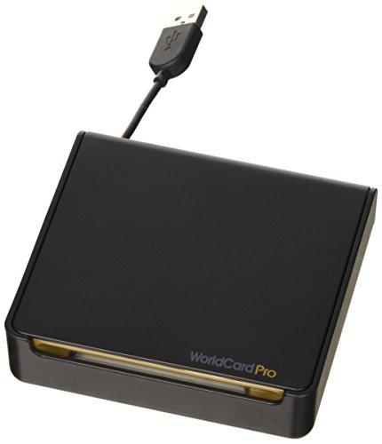 Escáner WorldCard Pro v8.0 multilingue tarjeta y organizador. Capturar, organizar y acceder a tarjetas rápidamente, este escáner de tarjetas de Lee e índices de tarjetas en segundos, organizar los detalles en el potente software de contacto. Exclusiv...