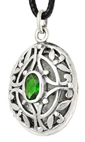 anhanger-sina-mittelalter-medaillon-gruner-kristall-silber-as11-3