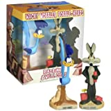 Looney Tunes - Bobble Head - Road Runner & Wile E. Coyote