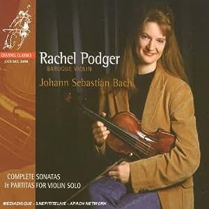 Bach : Intégrale des Sonates et Partitas pour violon