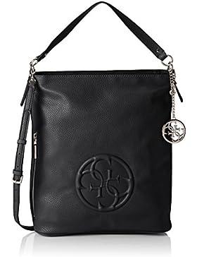 Guess Damen Korry Crush Bucket Handtaschen, Einheitsgröße