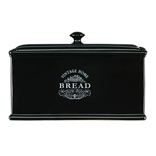 Vintage Brotkasten Aus Keramik Farbe &Black Edition