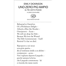 Uno zero più ampio: Altre cento poesie (Collezione di poesia Vol. 417)