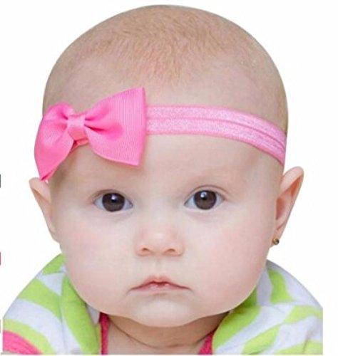 e94ae0faaa1f9b LUCKDE Baby Haarband Schleife, Kopfschmuck Baby Mädchen Baby Haarschmuck  Haarnadeln Mini Haarband Stirnband Haarreif Kinder
