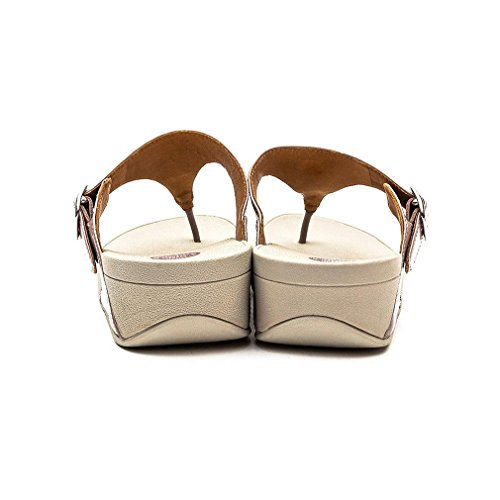 FitFlop - The Skinny Tm Urban, Infradito Donna Plumthistle