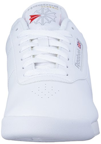 Reebok Princess, Baskets mode femme Blanc Cassé (White/intl)