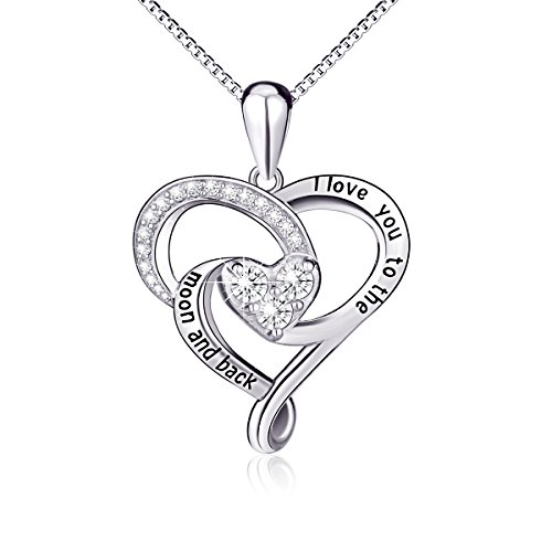 argent-sterling-925bijoux-collier-pendentif-coeur-i-love-you-to-the-moon-and-back-amour