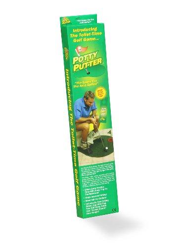 Megagadgets - la Maison - Potty Putter - Golf WC