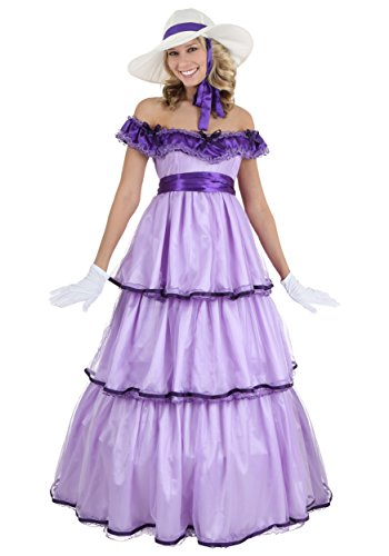 Adult Deluxe Southern Belle Fancy dress costume X-Large