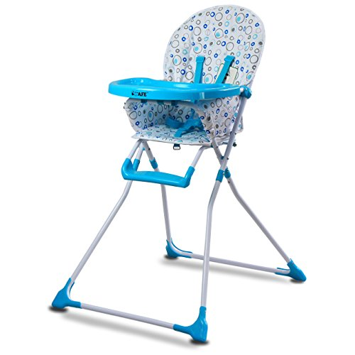 iSafe Highchair YummyLUV – Blue Circles 41Q4DlVIiUL