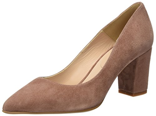 Ante, Bottines Femme, Beige (Nude 001), 38 EUCalzados Marian