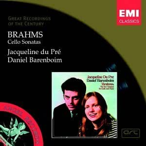 Brahms:Sonatas for Cello No.1