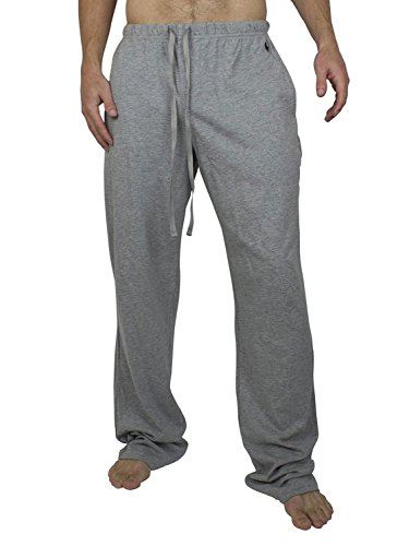 Polo Ralph Lauren Herren PJ Pant Schlafanzughose, Grau (Heather Grey 003), XX-Large