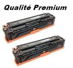 HP CF210X (2) Black Toner Cartridge Compatible for HP LaserJet Pro 200Color M251M 251N/M 276HP M276N HP HP M451DN M451DW HP M475DN M475dw for HP Laserjet Pro 200M276nw CF210X CF211A/CF 212A/CF 213A