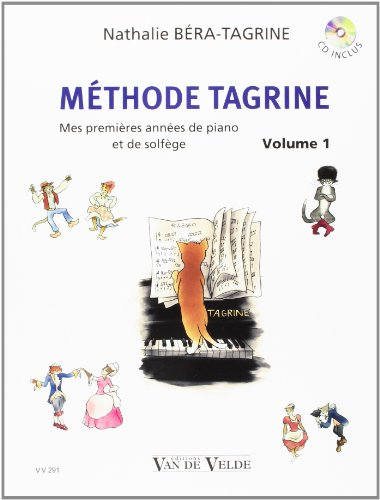 Methode Tagrine Vol 1 + CD..